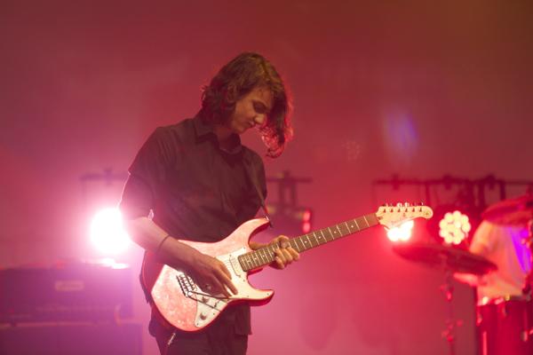 Kool Skools guitar