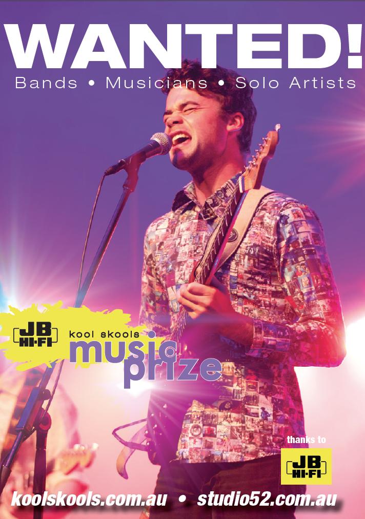 JB Prize 2014 poster