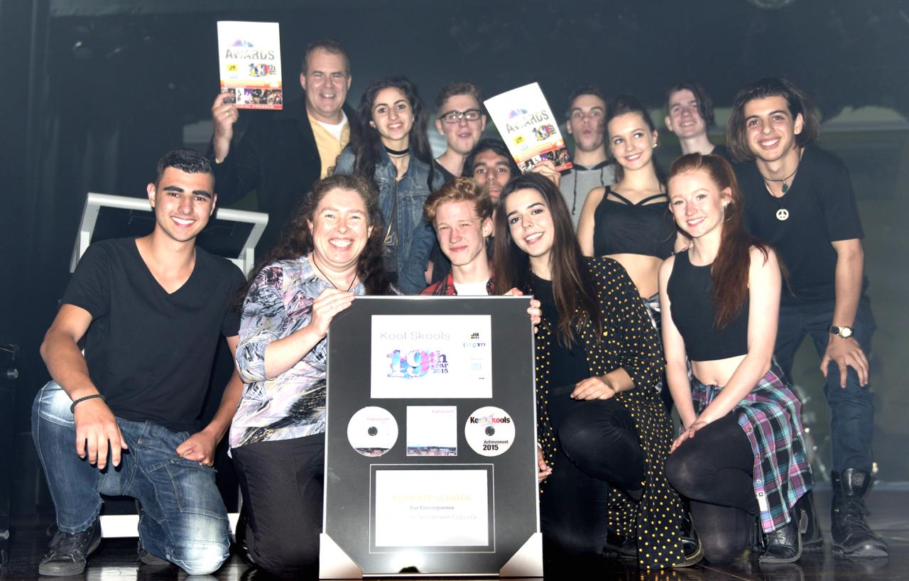 Mill Park SC at Kool Skools Awards