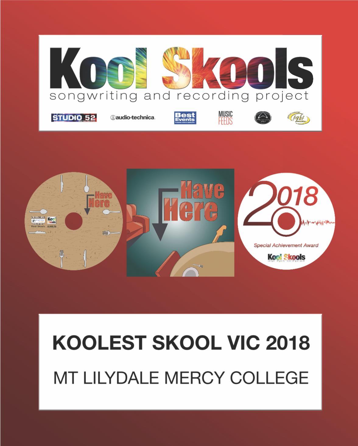 2018 Koolest Skool